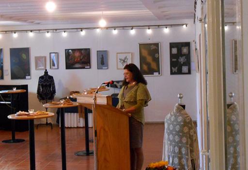 Vortrag Marianne Höfer-Krey